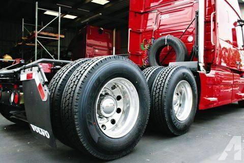 Как правильно выбрать грузовые шины?