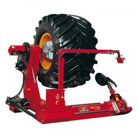 Демонтаж колёс R17.5-R19.5