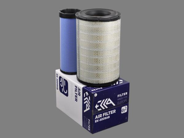 RS3538 BALDWIN FILTERS аналог для фильтра EK-3009AB