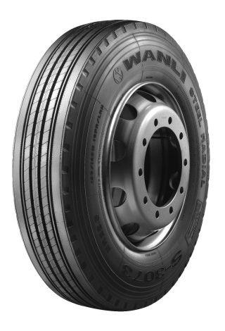 295/60R22.5 18PR TL Шина грузовая (рулевая) Wanli SAH01